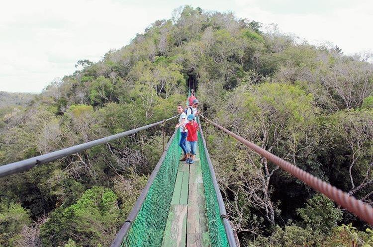 La falta  de recursos es uno de los obstáculos para promocionar el turismo según autoridades del Inguat( Foto Prensa Libre:Hemeroteca PL)