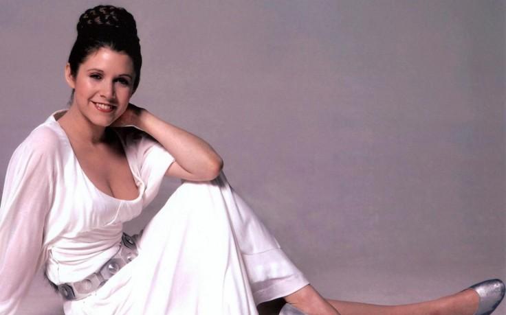 Carrie Fisher dejó un gran vacío en la saga de Star Wars. (Foto Prensa Libre: Hemeroteca PL)