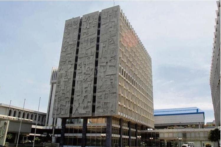La Junta Monetaria, que se reúne en el edificio del Banguat, brinda las directrices sobre la política monetaria, cambiaria y crediticia. (Foto Prensa Libre: Hemeroteca)