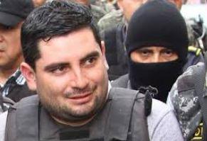 Plutarco Ruiz, de 33 años, novio de Sofía Trinidad. (Foto: Twitter/@MP_Honduras).