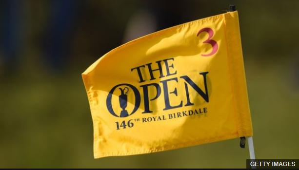 Esta semana se está disputando la edición número 146 del Abierto Británico de golf.