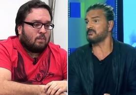 Iván Gallo asegura que Ricardo Arjona lo llamó estúpido en una entrevista con CNN. (Foto Prensa Libre: HemerotecaPL)