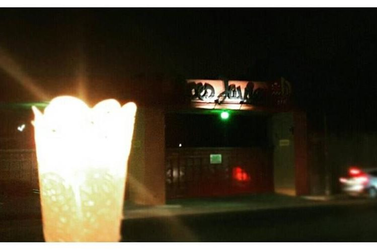 Veladoras fueron encendidas para recodar a Alexander Aldana. (Foto Prensa Libre: Facebook/Justicia por Alex)