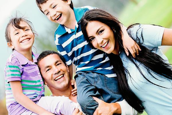El respeto en la educación de los hijos son sociables y se respira un ambiente de amor y tranquilidad en la familia. (Foto Prensa Libre, tomada de revistavive.com)