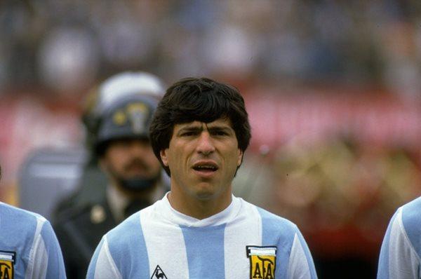 Daniel Pasarella fue una de las grandes figuras de Argentina. (Foto Prensa Libre: Tomada de internet)