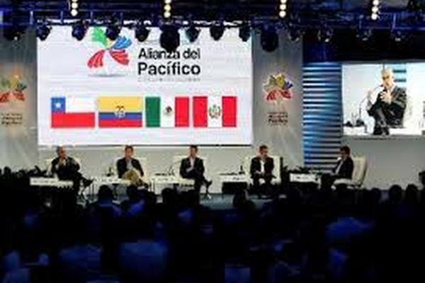 <p>En la gráfica de archivo se observa una de las reuniones de la Alianza del Pacífico.</p>