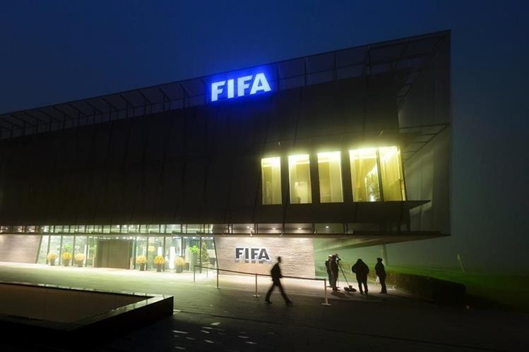 El Comité Ejecutivo de la FIFA aprobó los horarios para el Mundial de Rusia de 2022. (Foto Prensa Libre: AFP)