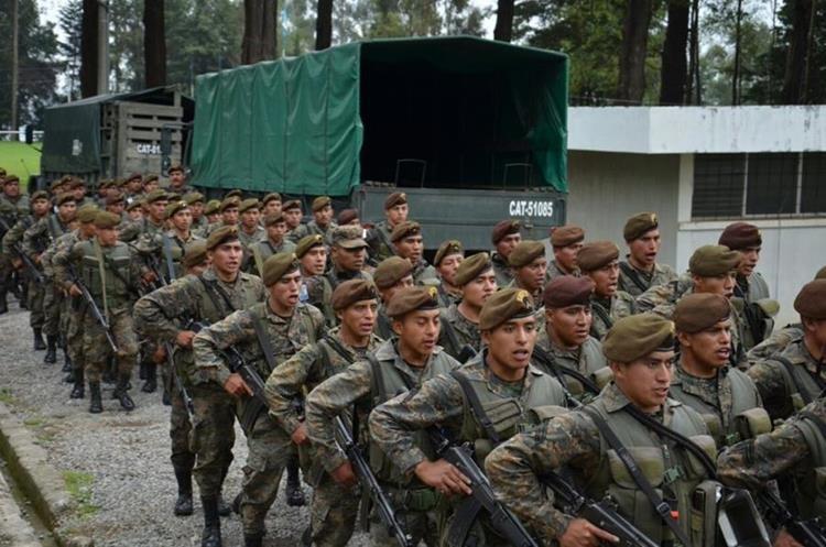Participarían en incursión unos  mil 500 soldados y policías.