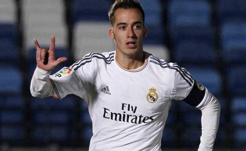 Lucas Vázquez continuará con el Real Madrid por otras cuatro temporadas. (Foto Prensa Libre: Hemeroteca PL)
