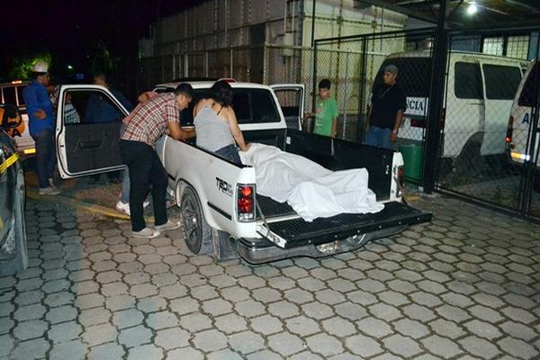 <p></p><p>El prestamista Carlos Sandoval Esquivel falleció en el Hospital de la Amistad Japón-Guatemala. (Foto Prensa Libre: Edwin Perdomo).</p>