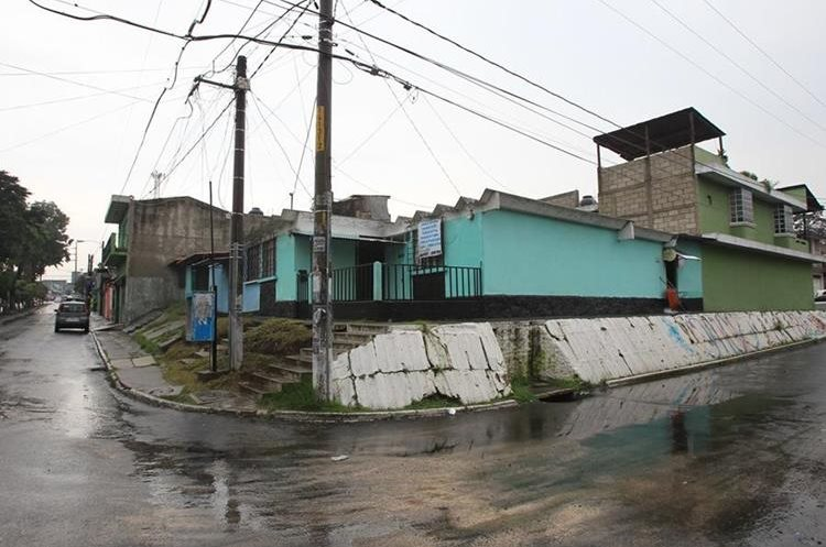 El 1 de julio último la colonia del mismo nombre cumplió 50 años.(Prensa Libre: Hemeroteca PL)