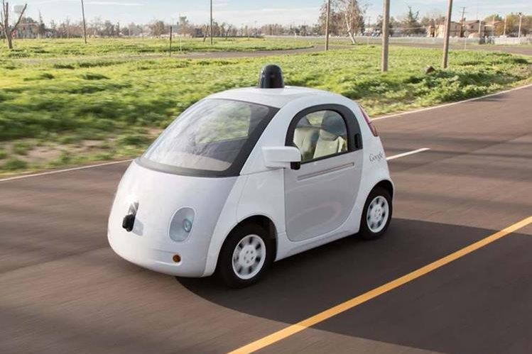 Un vehículo autónomo, también conocido como robótico, o informalmente como sin conductor o auto-conducido (Foto Prensa Libre: contenidos.enter.co)