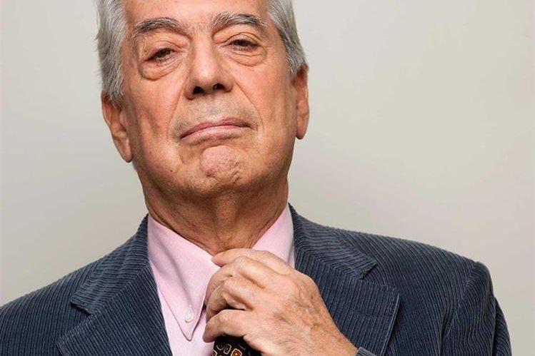 Mario Vargas Llosa, ganador del Nobel de Literatura 2010, nació en Perú y tiene nacionalidad española. (Foto: Hemeroteca PL).