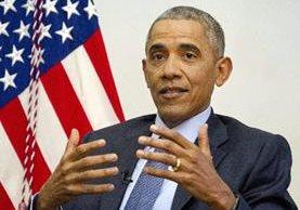 El 20 de enero, Obama concluirá sus dos mandatos al frente de la Casa Blanca. (AFP).