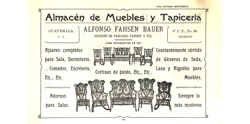 La mayoría de anuncios eran tipográficos, algunos agregaron fotografías o dibujos de sus productos. (Foto: La República).