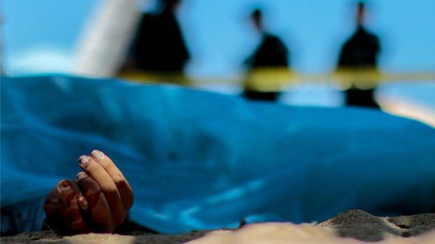 Los carteles de narcotráfico escalaron su nivel de violencia. AFP