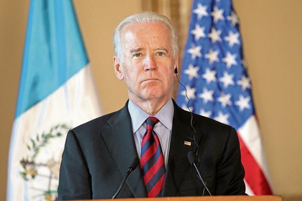 El vicepresidente de Estados Unidos, Joseph Biden, arribará a Guatemala para reunirse con los presidentes de los países centroamericanos denominados Triángulo Norte (Foto Prensa Libre: Hemeroteca PL)