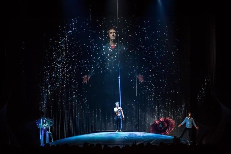 """""""Sép7imo día"""" (Séptimo día), de Soda Stereo y el Cirque du Soleil, se presentará en Guatemala (Foto Prensa Libre: Sép7imo día)."""