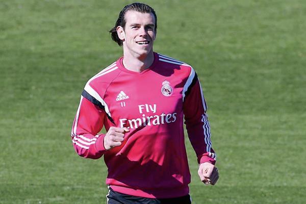 Bale busca guiar a Gales a la clasificación de la Eurocopa 2016. (Foto Prensa Libre: EFE)