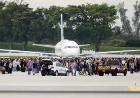 Cinco muertos deja balacera en aeropuerto de Fort Lauderdale