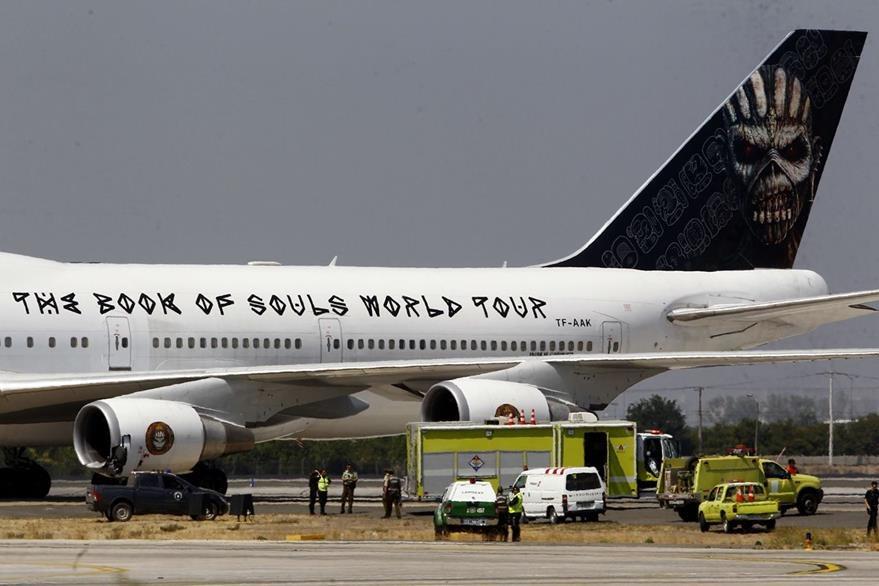 Las autoridades del aeropuerto de Santiago de Chile analizan la situación. (Foto Prensa Libre: Hemeroteca PL).