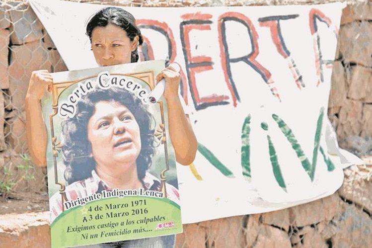 Crimen contra dos líderes campesinos en Honduras se suma al de la activista Berta Cáceres. (Foto: Hemeroteca PL)