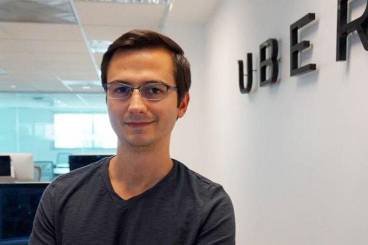 Federico Ranero será el sucesor de Francisco Sordo como nuevo director general para México y Caribe de Uber. (Foto Prensa Libre: economista.com)