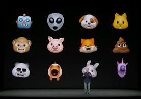 Los Animoji de Apple han creado una tendencia en redes sociales (Foto Prensa Libre: Apple).