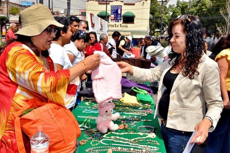 Primera Feria del Trueque se realizará en Guatemala el próximo 28 de agosto. (Foto Prensa Libre: azcapotzalco.df.gob.mx)
