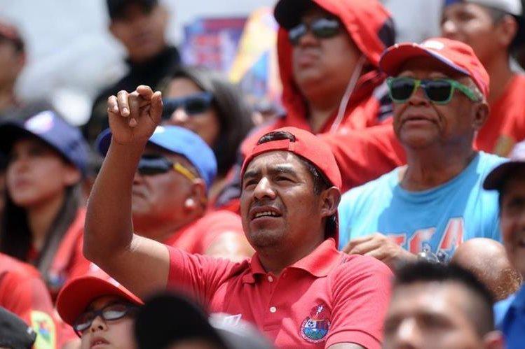 Los rojos garantizarán la seguridad de los aficionados en el estadio El Trébol. (Foto Prensa Libre: Hemeroteca PL)