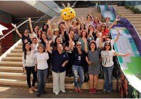Los grupos que apoyan el emprendimiento se fomentan más en mujeres, como el caso de la comunidad El Panal. (Foto Prensa Libre: Estudio Eklipse)