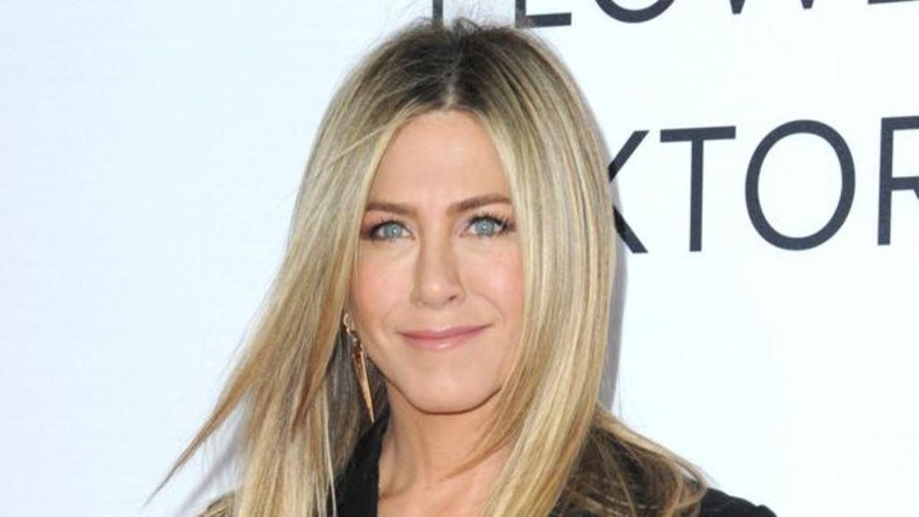 La actriz Jennifer Aniston se convirtió este martes en Trending Topic tras conocerse la noticia sobre la ruptura de Brangelina. (AP)