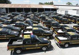 Los miembros de la PNC fueron detenidos por el desfalco de Q52 millones a cuentas personales y una empresa en Panamá. (Foto Prensa Libre: Hemeroteca PL)
