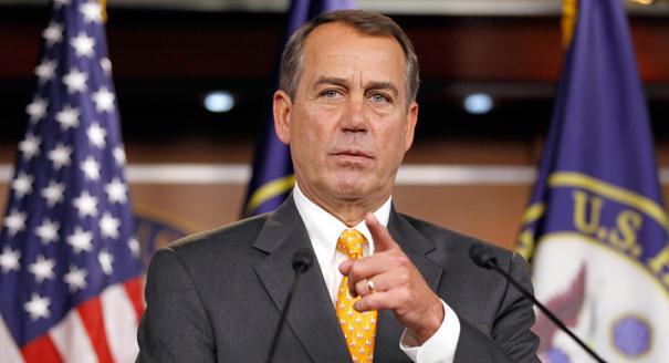John Boehner, calificó el régimen cubano como una brutal dictadura. (Foto: Internet).