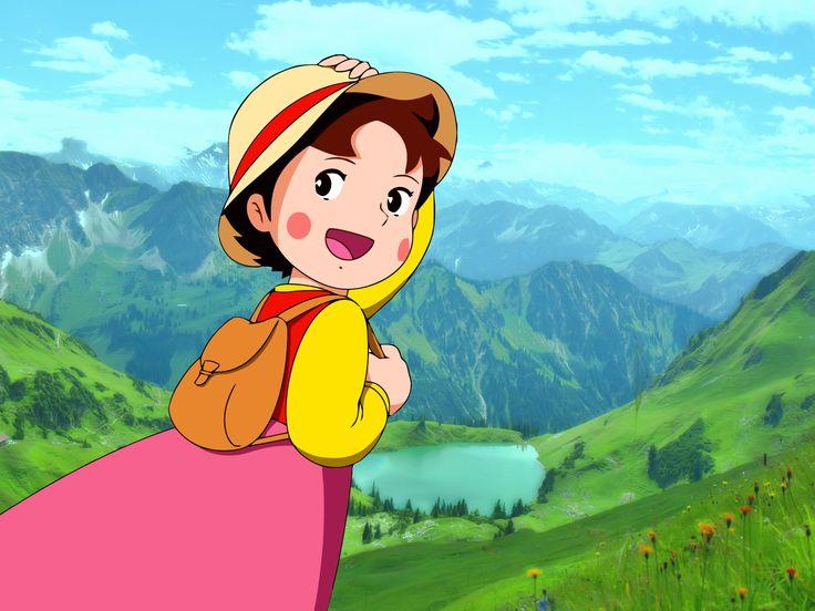 La historia de Heidi es considerada una joya del animé. (Foto Prensa Libre: ZeusCinema)