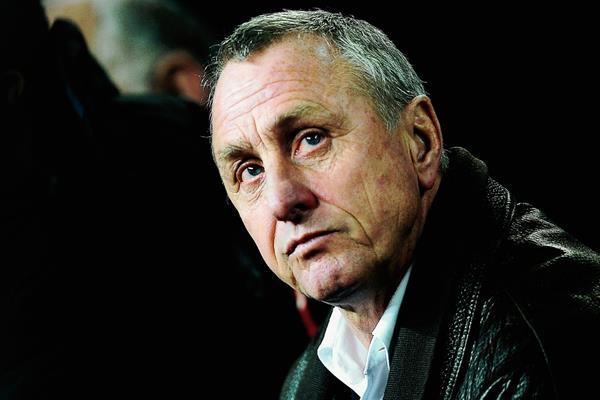 Johan Cruyff se siente motivado para combatir su enfermedad. (Foto Prensa Libre: Hemeroteca PL)