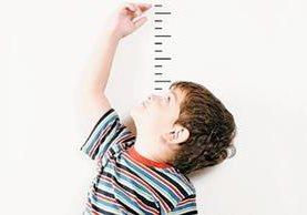 El nuevo medicamento ayudará a los niños a crecer hasta un 25 por ciento. (Foto Prensa Libre Hemeroteca)