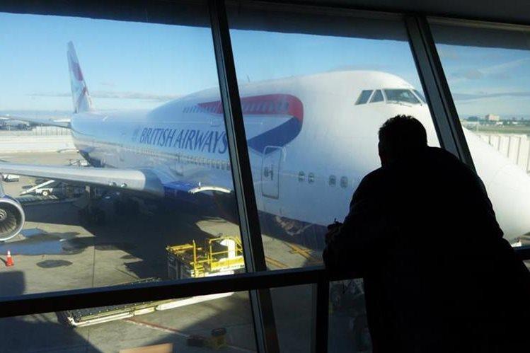 British Airways suspendió sus vuelos en dos aeropuertos por fallo informático