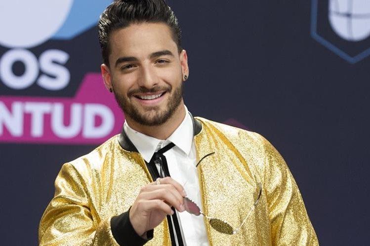 Maluma, que destacó en los Premios Juventud, también es tendencia en las redes sociales (Foto: Hemeroteca PL).