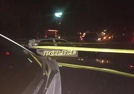 (Imagen de referencia) La policía persiguió a la mujer durante 112 kilómetros. (Foto: Policía de Tucson).