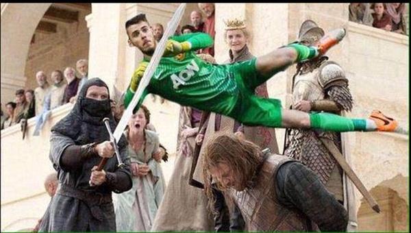 De Gea renovará con Manchester United