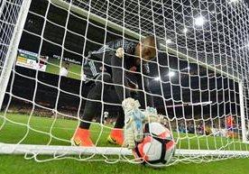 Costa Rica venció a Colombia en su último juego de la Copa.
