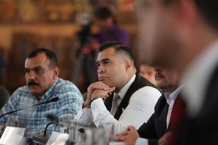 Una Sala del ramo penal decidió quitarle la inmunidad a Neto Bran, alcalde de Mixco. (Foto Prensa Libre: Carlos Hernández)