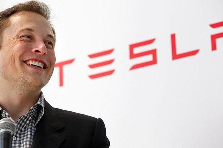 Elon Musk es el fundador de Tesla.