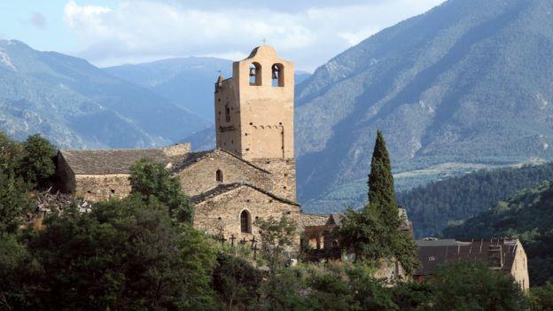 La historia se sitúa en la región de la Alta Provenza, en el sur de Francia. GETTY IMAGES