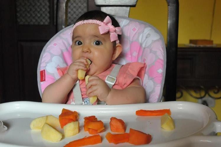 La alimentaci n baby led weaning estimula el desarrollo de los beb s - Alimentacion bebe 6 meses ...
