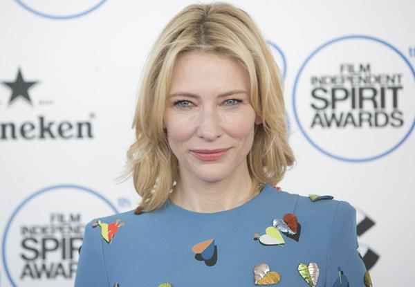 La revelación de Cate Blanchett sacude a Hollywood. (Foto Prensa Libre: AFP)