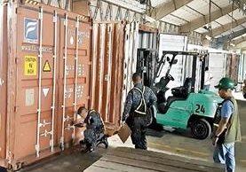Los retrasos reportados se registran al momento de revisar la carga del contenedor.