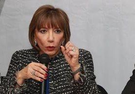 Silvia Patricia Vadés, magistrada de la CSJ.