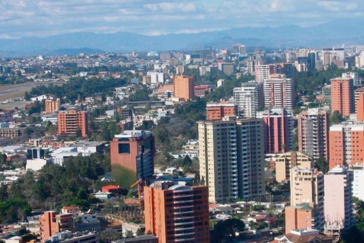 El departamento de Guatemala tiene una extensión territorial de 3 mil 122 kilómetros cuadrados. (Foto Prensa Libre: Hemeroteca PL)